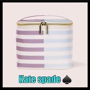 ♠️NWT♠️KATE SPADE striped lunch tote